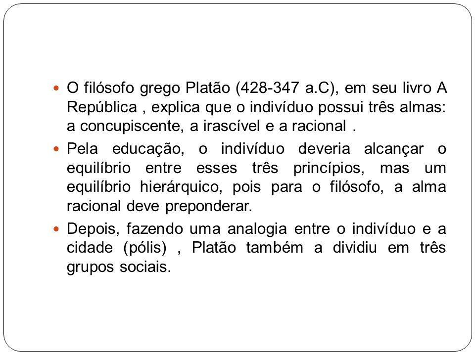O filósofo grego Platão (428-347 a