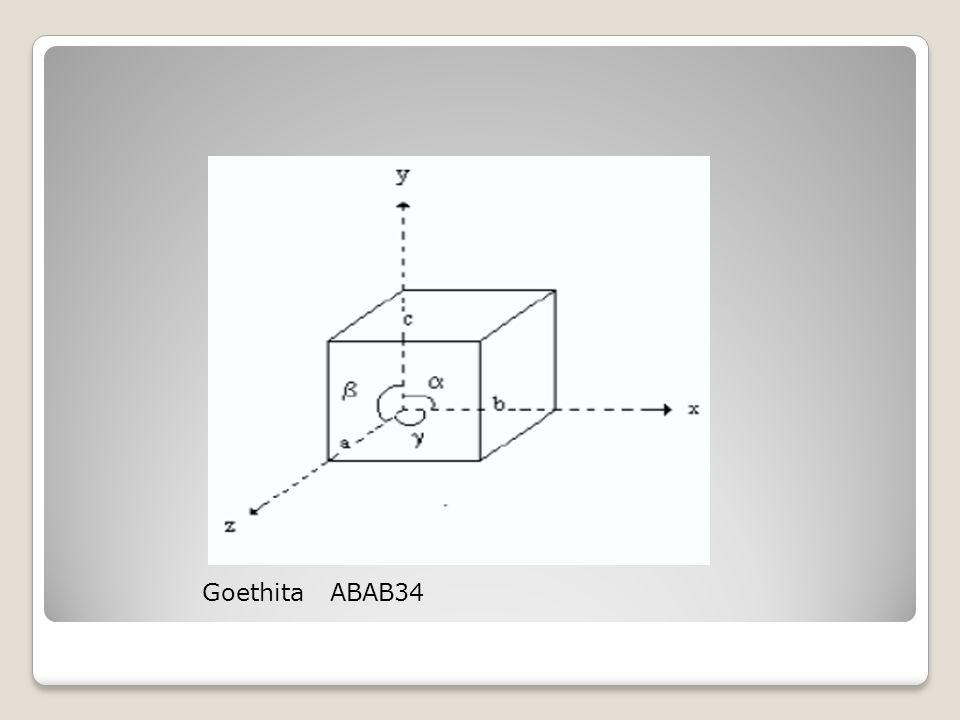 Goethita ABAB34