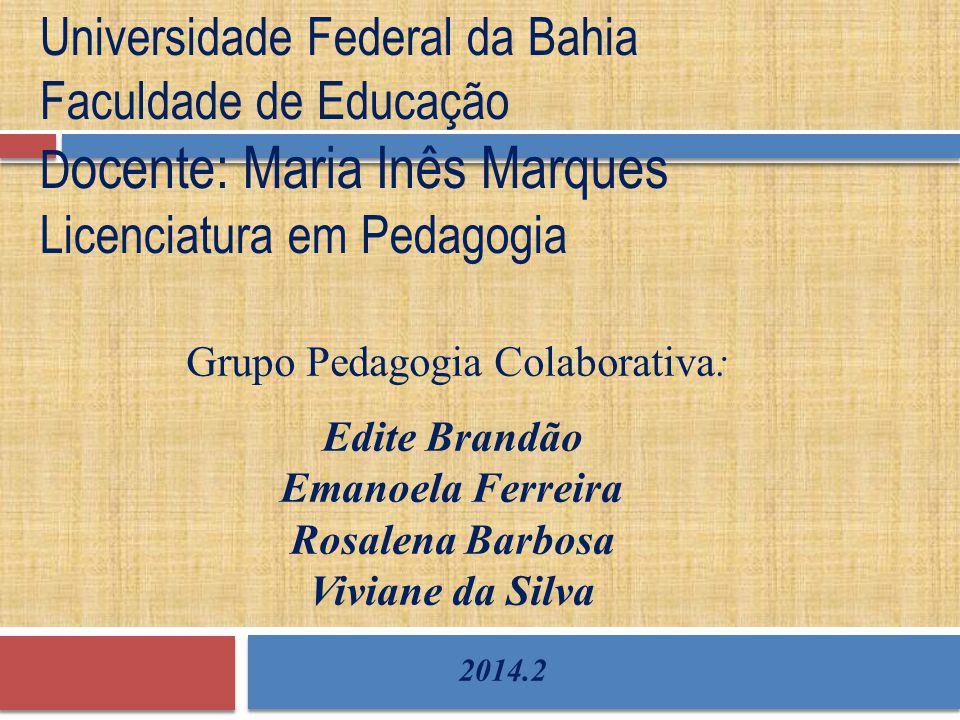 Grupo Pedagogia Colaborativa: