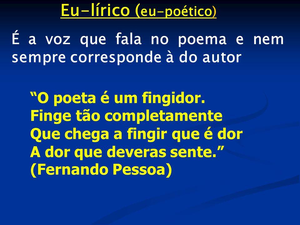Eu-lírico (eu-poético)