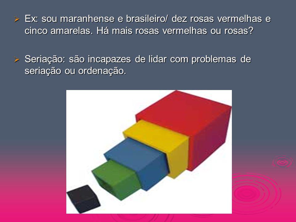 Ex: sou maranhense e brasileiro/ dez rosas vermelhas e cinco amarelas