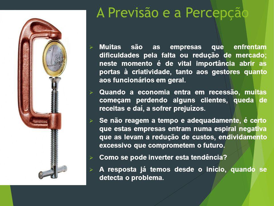 A Previsão e a Percepção