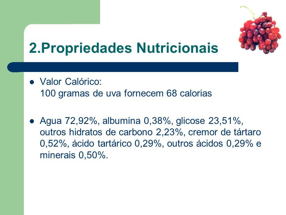 2.Propriedades Nutricionais