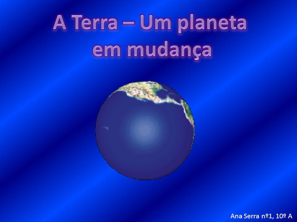 A Terra – Um planeta em mudança