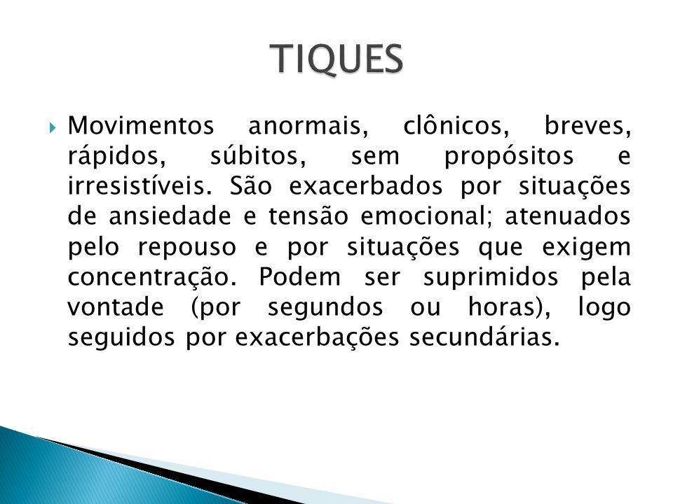 TIQUES