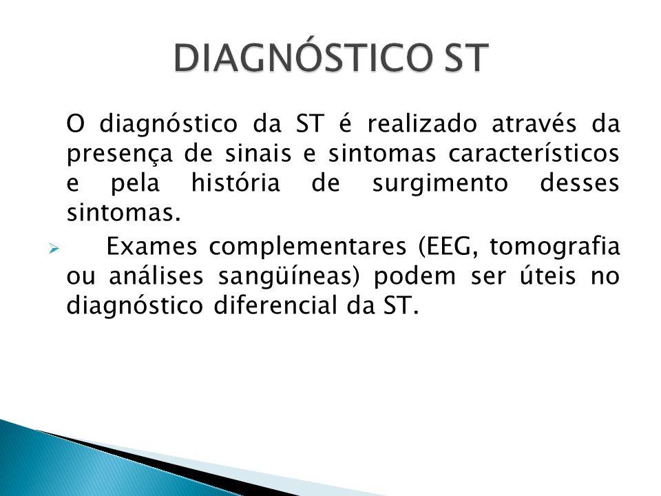 DIAGNÓSTICO ST