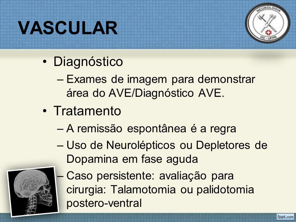 VASCULAR Diagnóstico Tratamento