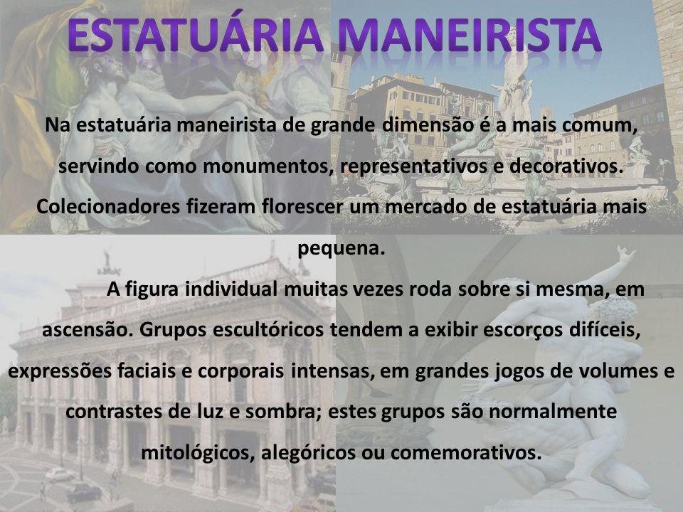 Estatuária Maneirista