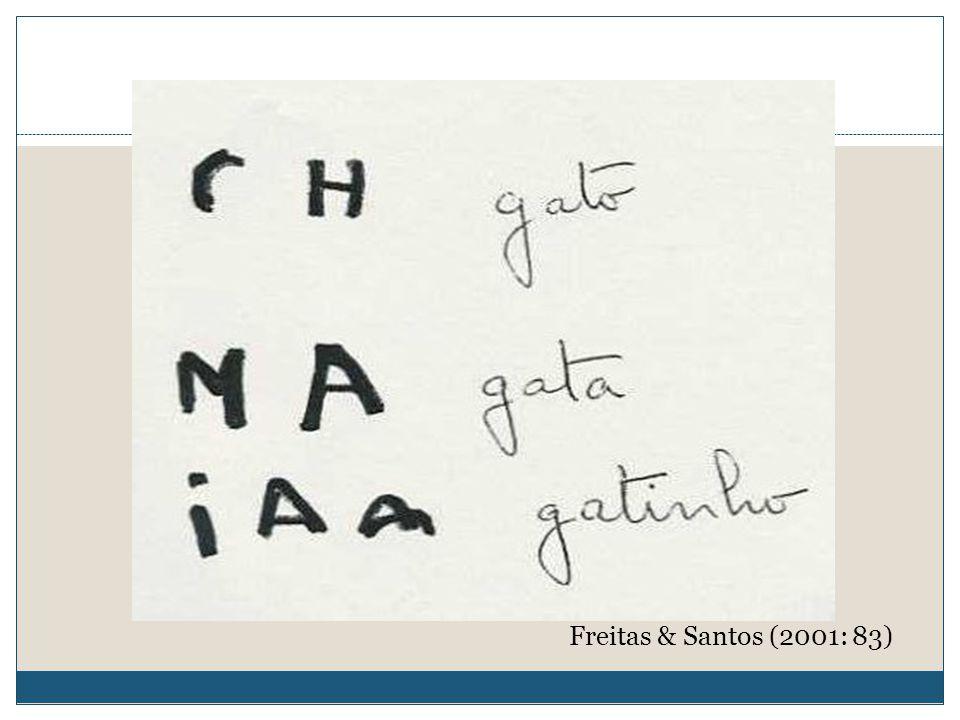 Freitas & Santos (2001: 83)
