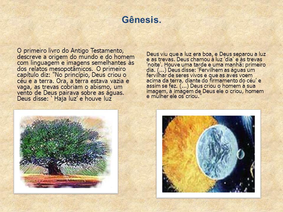 Gênesis.