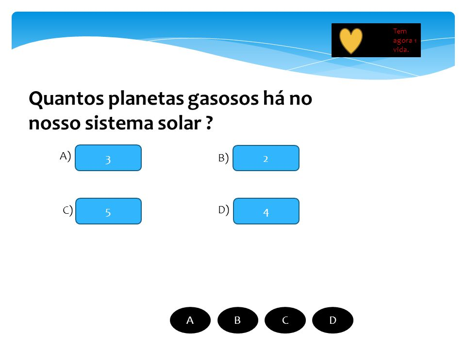 Quantos planetas gasosos há no nosso sistema solar