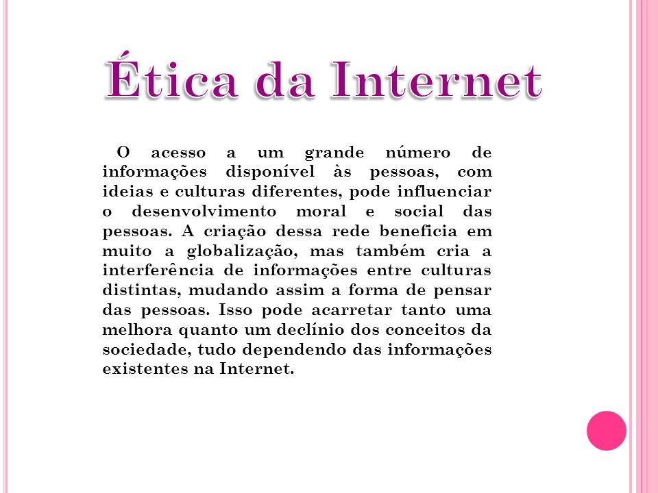 Ética da Internet