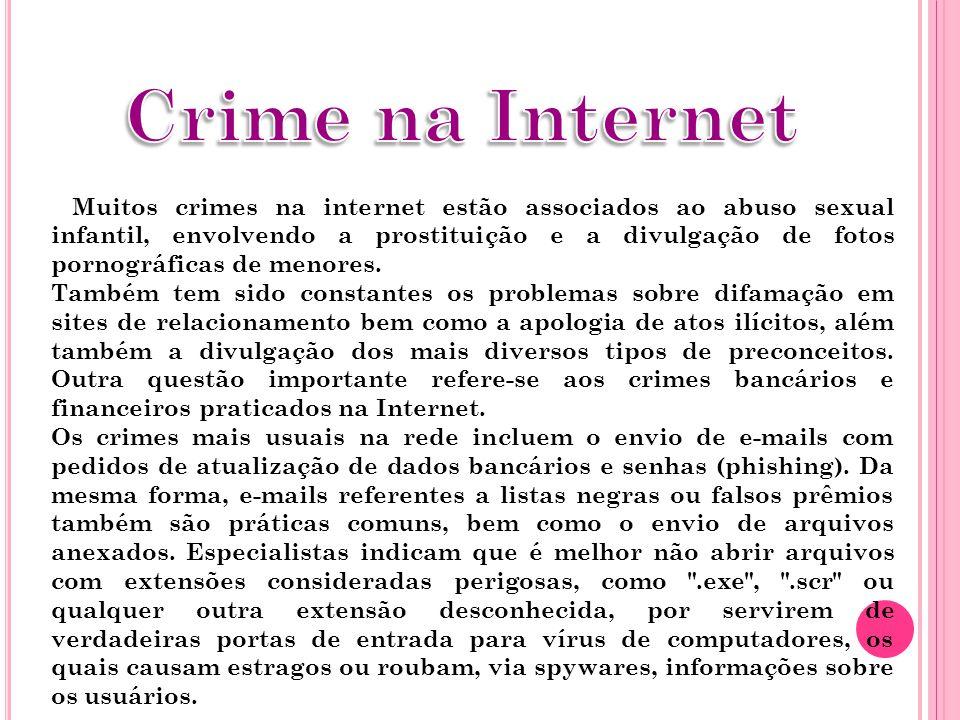 Crime na Internet