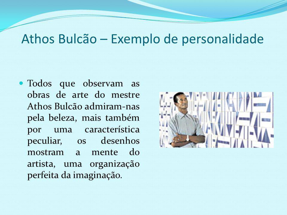 Athos Bulcão – Exemplo de personalidade