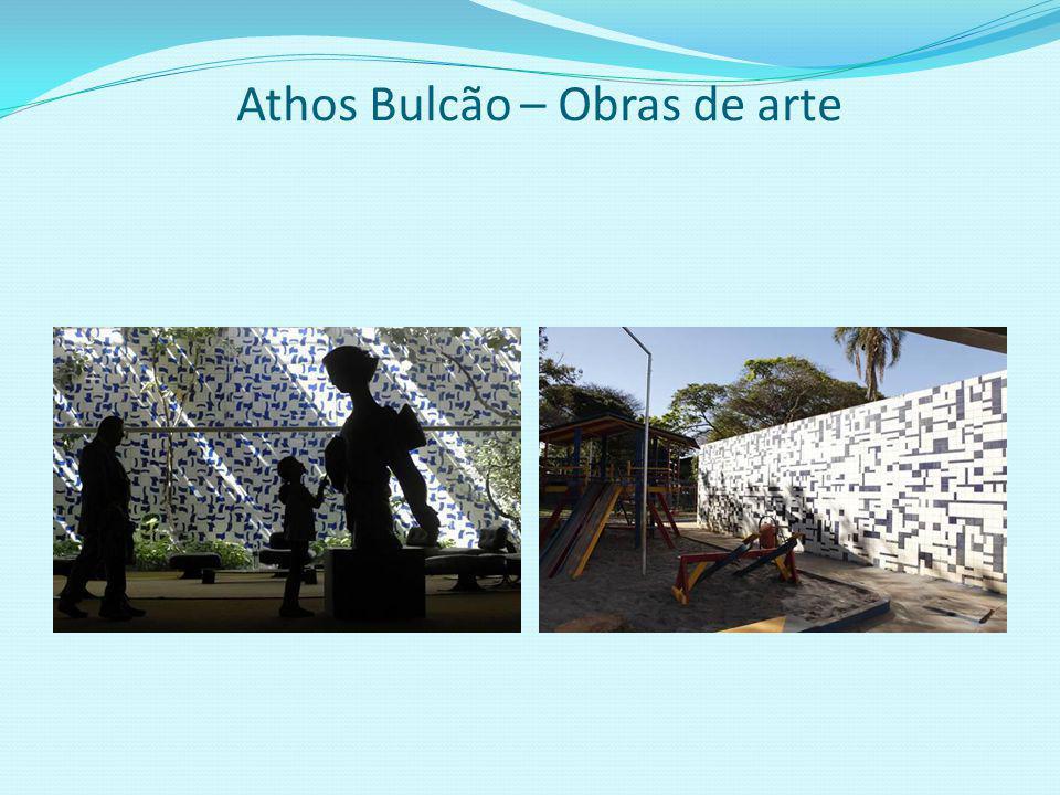 Athos Bulcão – Obras de arte