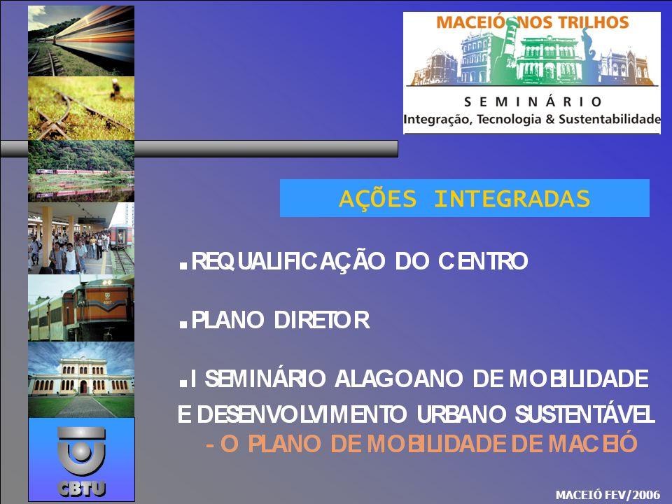 AÇÕES INTEGRADAS MACEIÓ FEV/2006