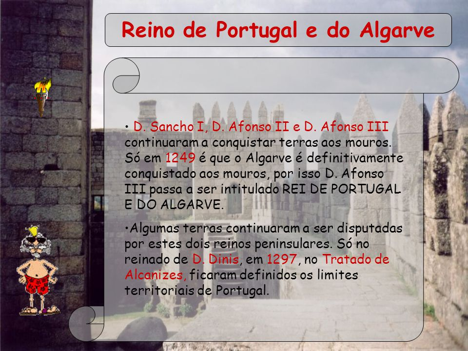 Reino de Portugal e do Algarve