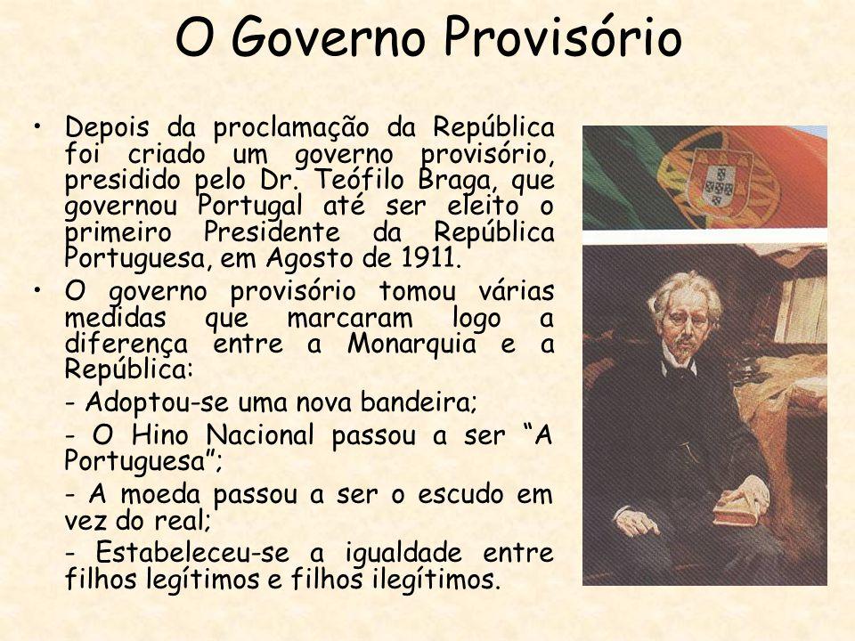 O Governo Provisório