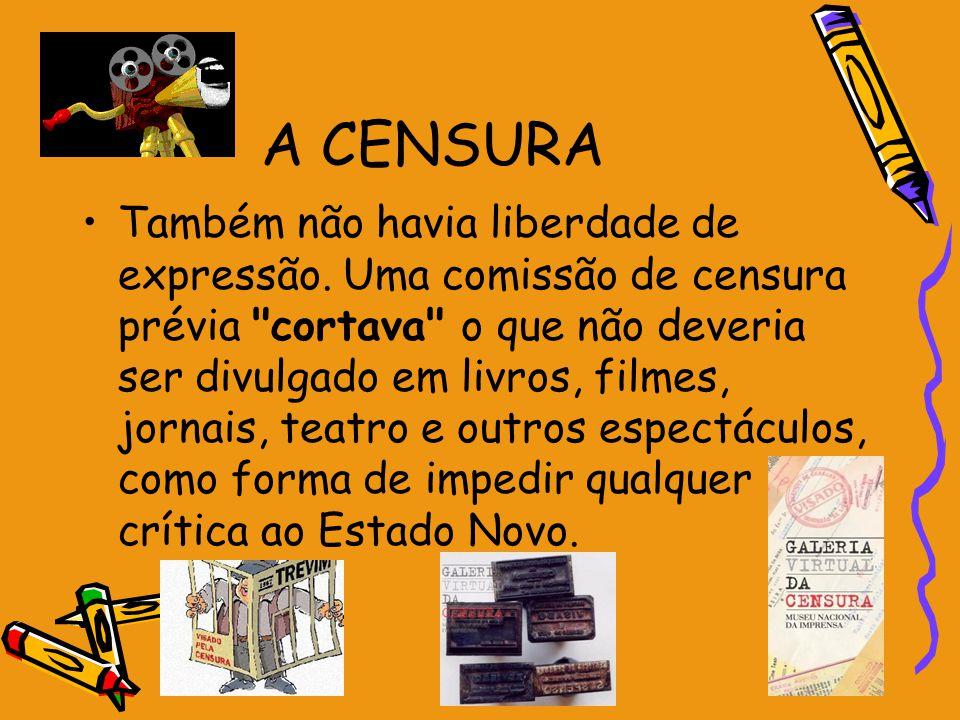 A CENSURA
