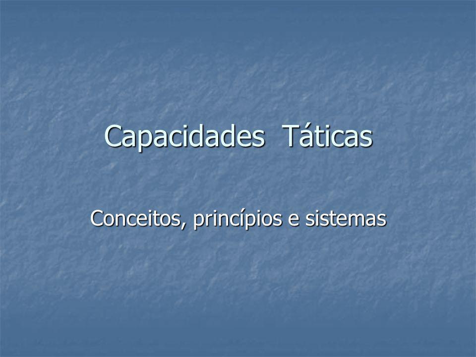 Conceitos, princípios e sistemas