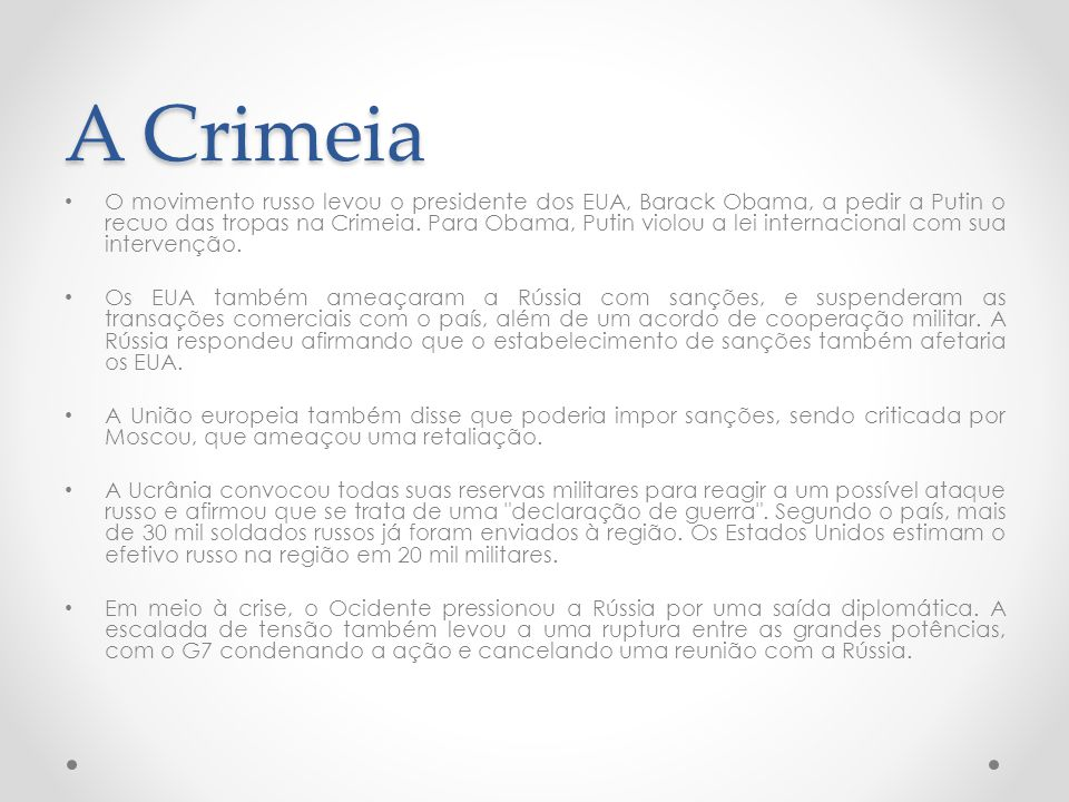 A Crimeia