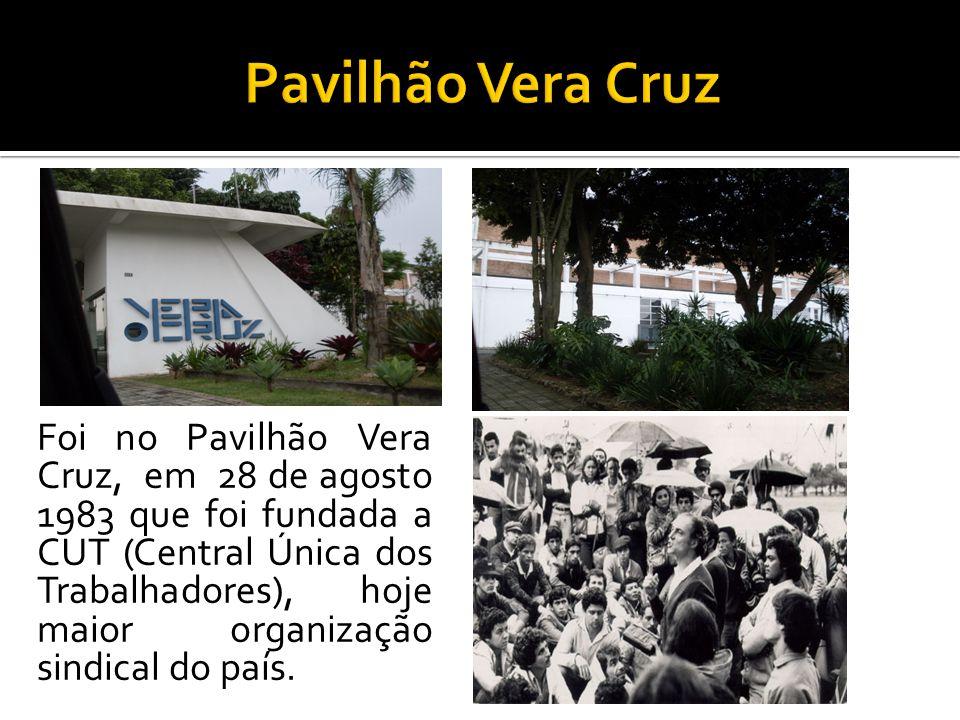 Pavilhão Vera Cruz