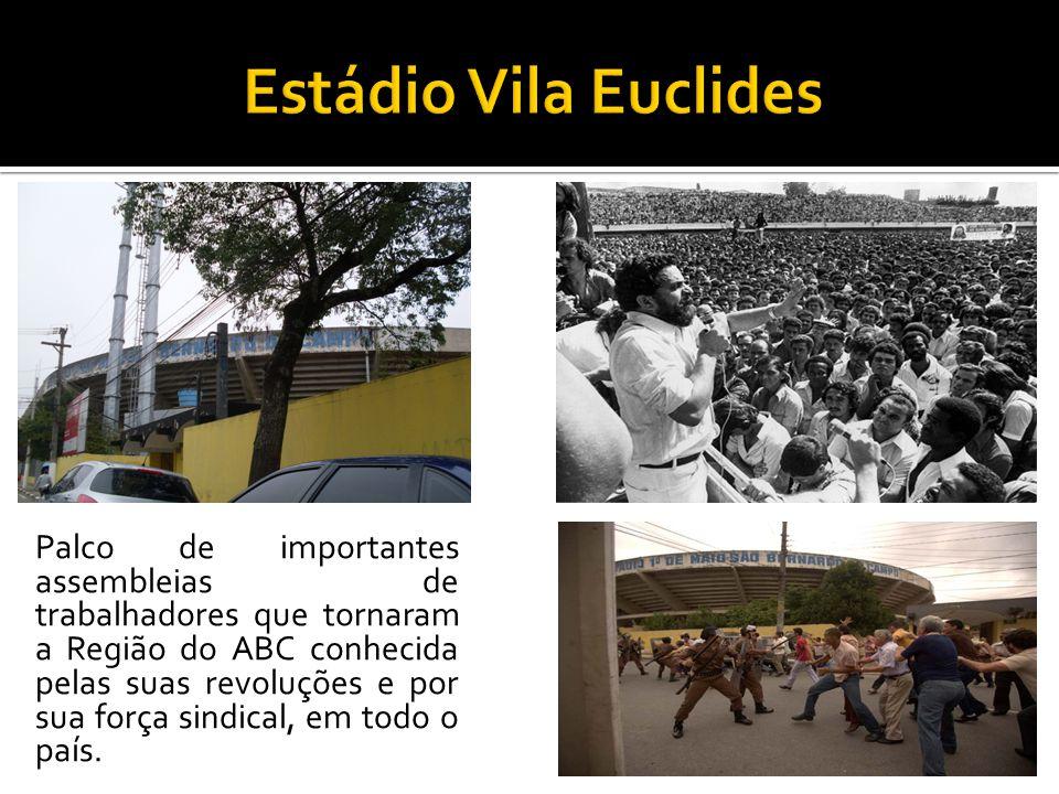 Estádio Vila Euclides