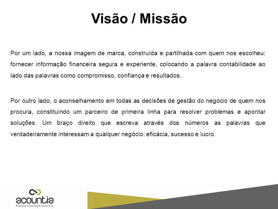 Visão / Missão