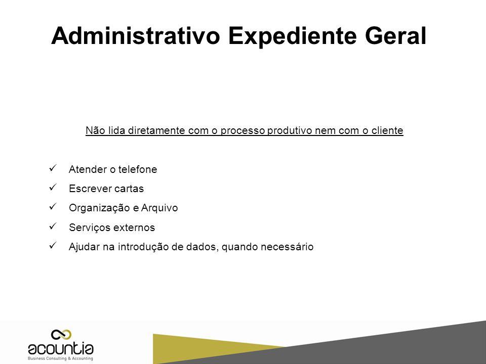 Administrativo Expediente Geral