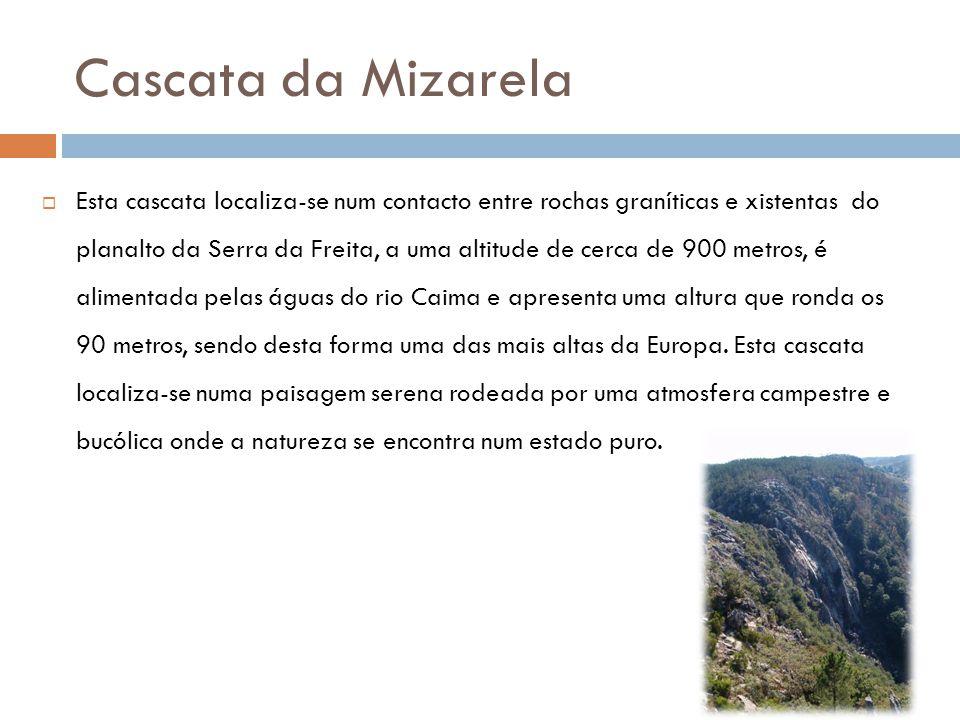 Cascata da Mizarela