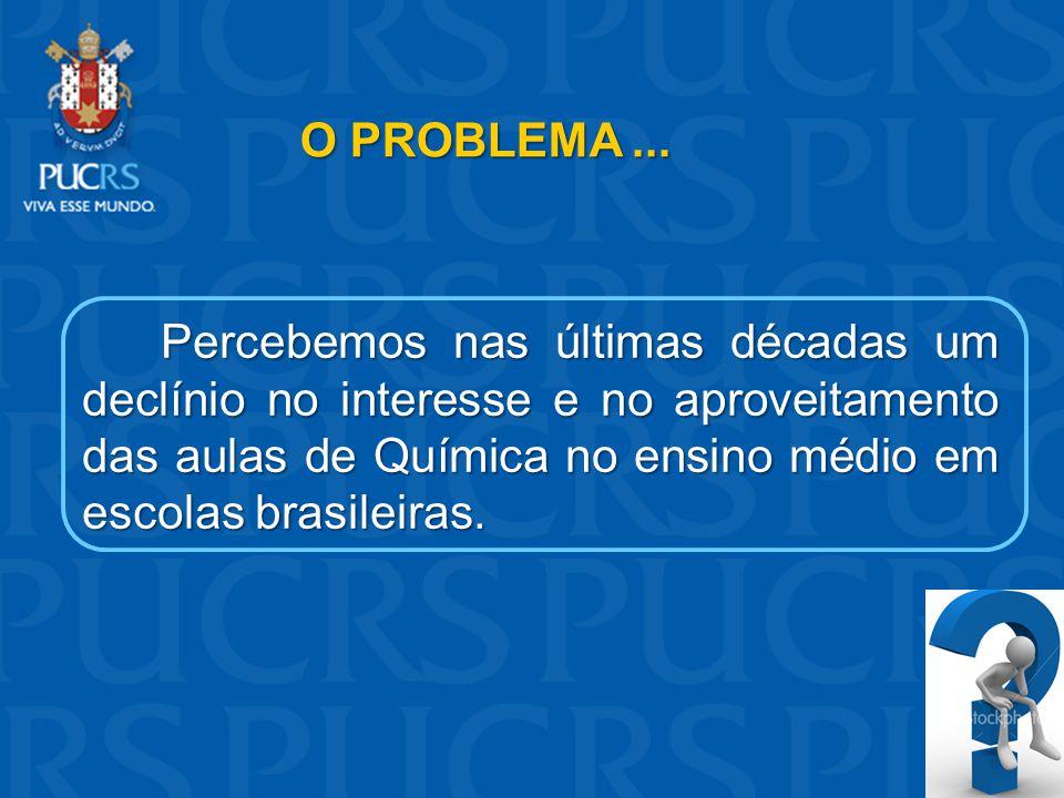O PROBLEMA ...