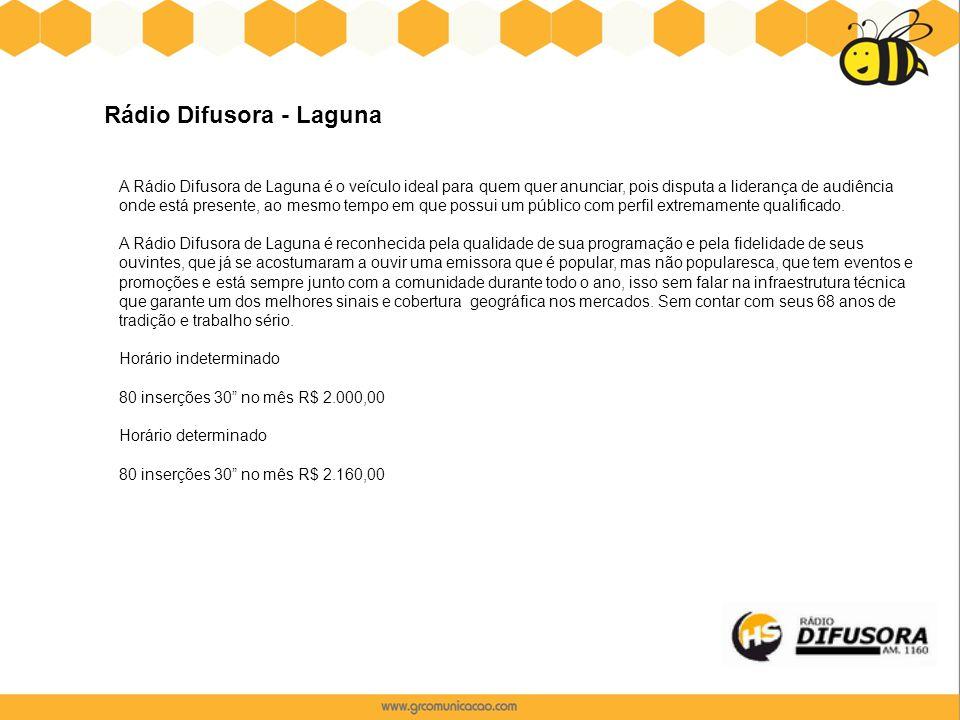 Rádio Difusora - Laguna