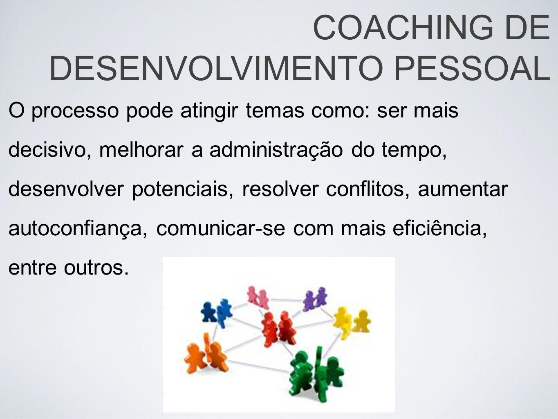 COACHING DE DESENVOLVIMENTO PESSOAL