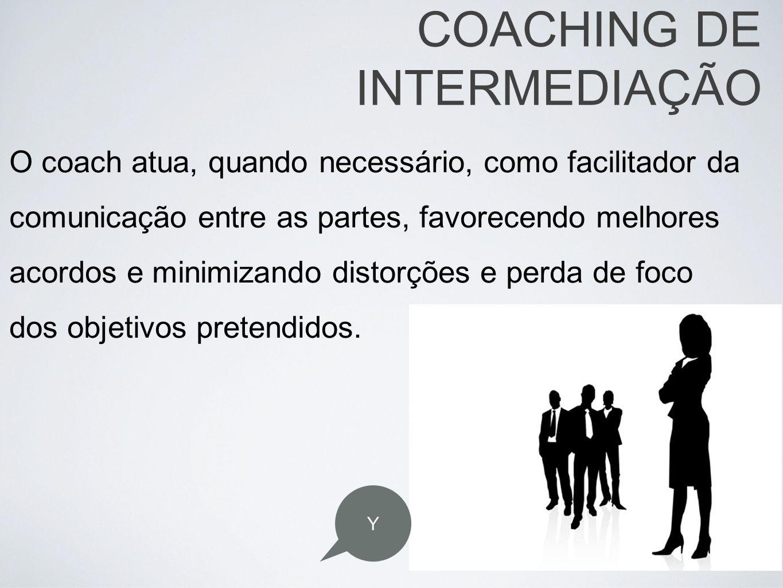 COACHING DE INTERMEDIAÇÃO