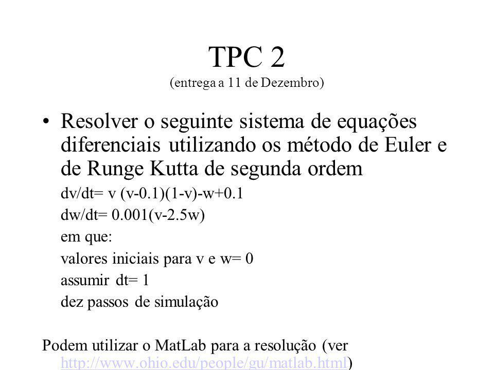 TPC 2 (entrega a 11 de Dezembro)