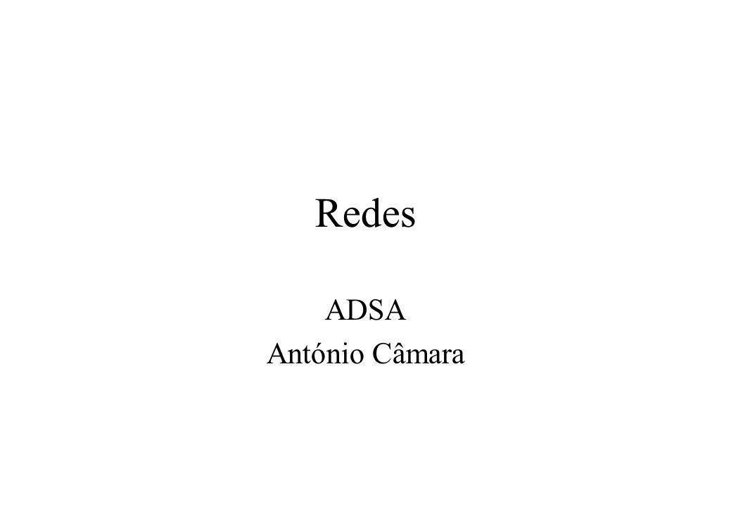Redes ADSA António Câmara