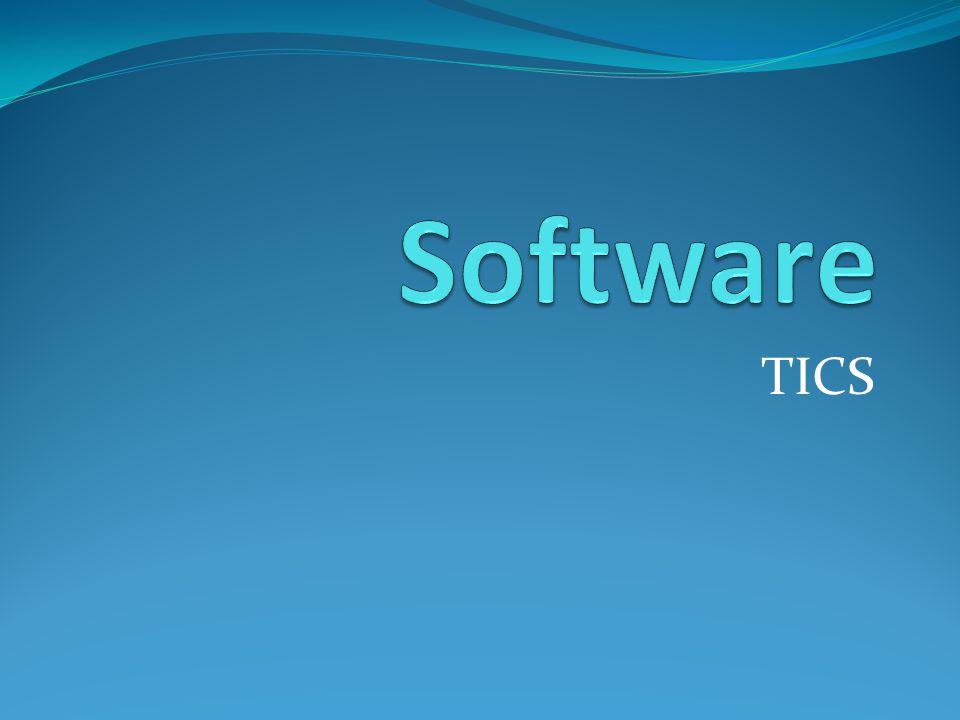 Software TICS