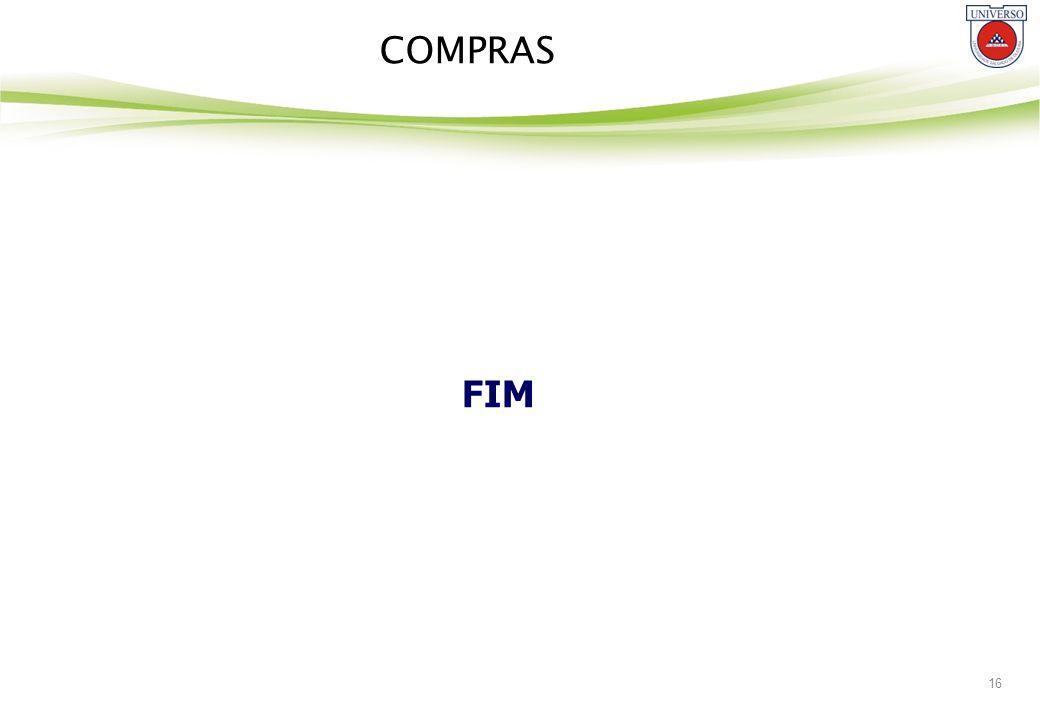 COMPRAS FIM