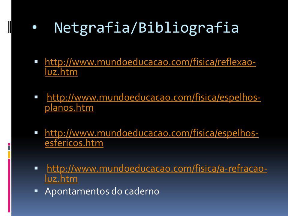 Netgrafia/Bibliografia