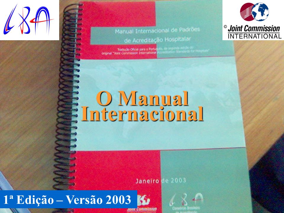 O Manual Internacional