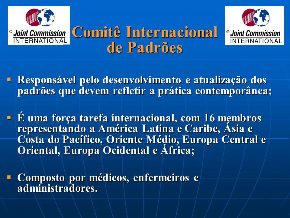 Comitê Internacional de Padrões