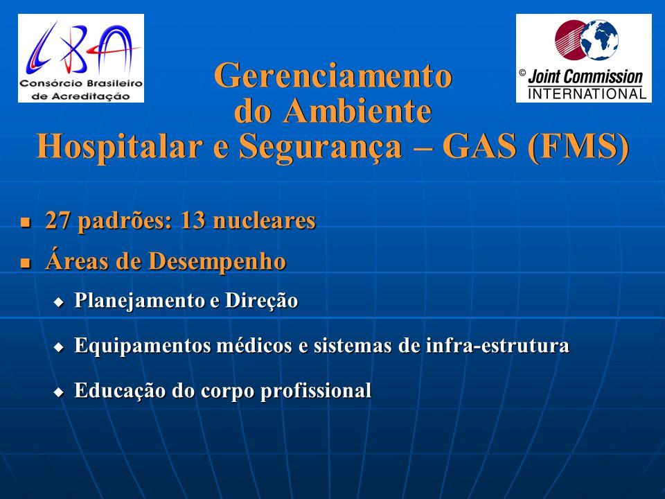Gerenciamento do Ambiente Hospitalar e Segurança – GAS (FMS)