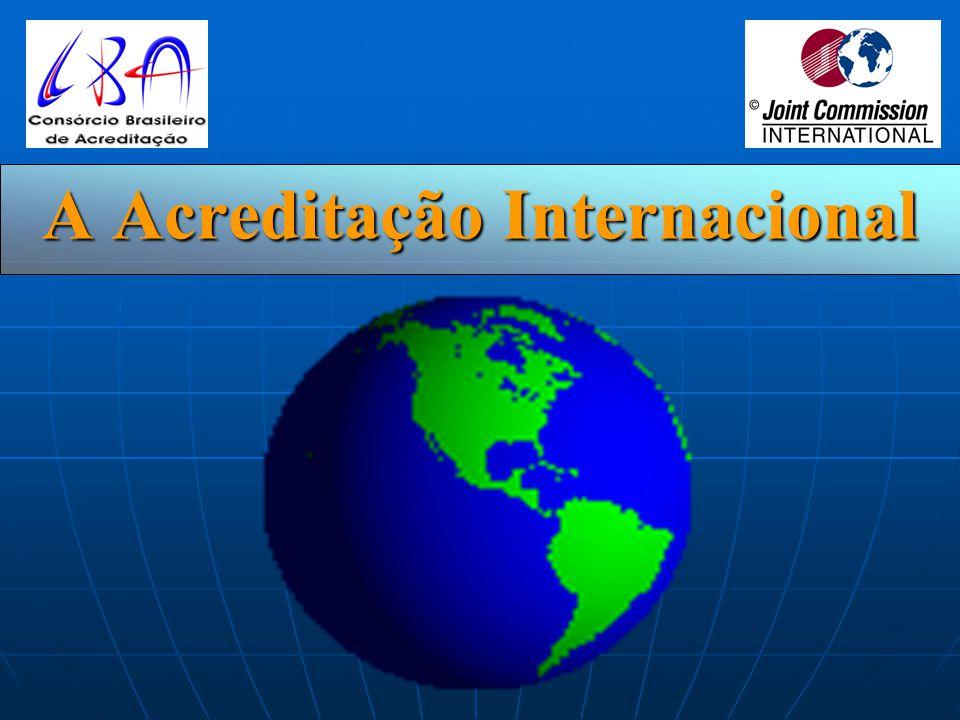 A Acreditação Internacional