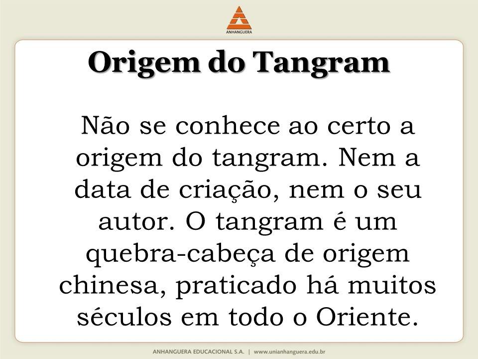 Origem do Tangram