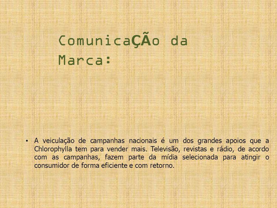 ComunicaÇÃo da Marca:
