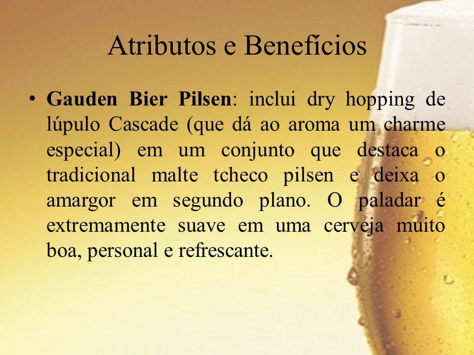 Atributos e Benefícios