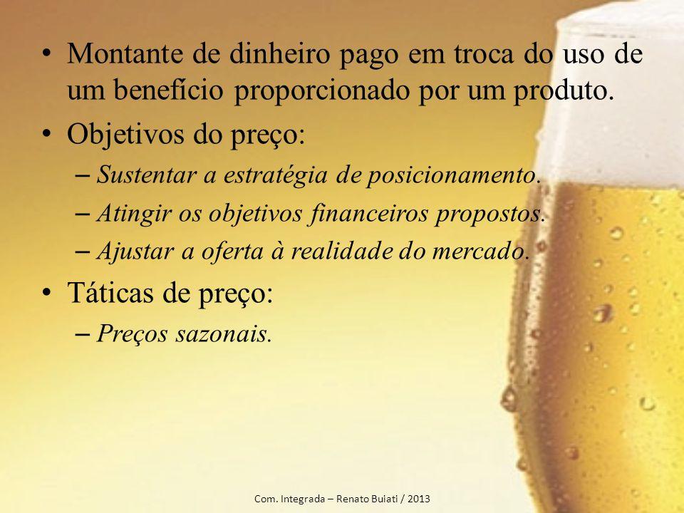 Com. Integrada – Renato Buiati / 2013