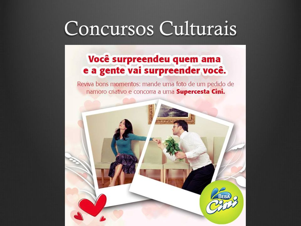 Concursos Culturais