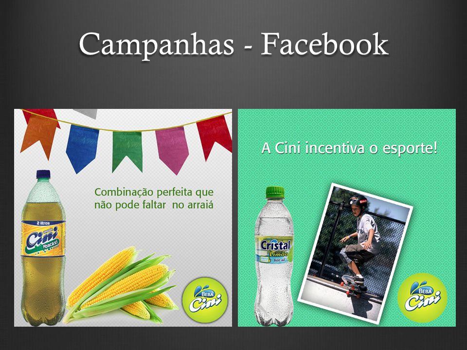 Campanhas - Facebook