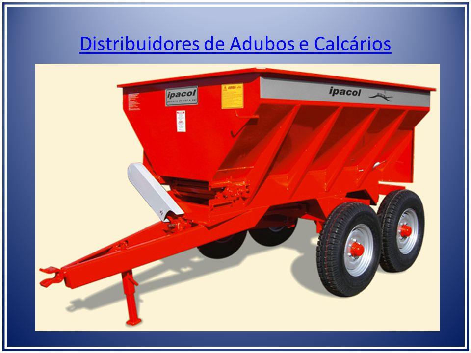 Distribuidores de Adubos e Calcários
